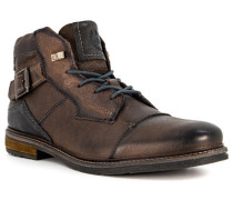Boots Herren, Glattleder