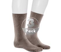Socken Stoppersocken, Wolle-Kaschmir