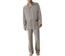 Pyjama Herren, Seide