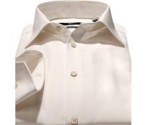 Hemd, Slim Fit, Popeline, Extra langer Arm
