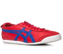 Schuhe Sneaker, Leder, -blau