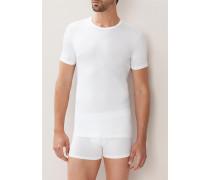 T-Shirt, Micro-Modal, oder schwarz