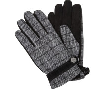 Handschuh Herren, Veloursleder