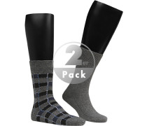 Socken Serie Lhasa-Breton, Socken, Baumwolle-Wolle