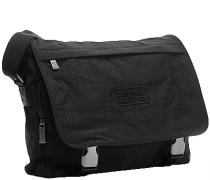 Tasche Messenger Bag, Mikrofaser