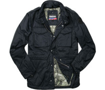 Jacke, Microfaser Thermore®, navy