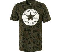 T-Shirt, Baumwolle, camouflage