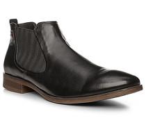 Schuhe Chelsea-Boots, Leder