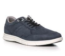Schuhe Sneaker Ashley, Kalbleder