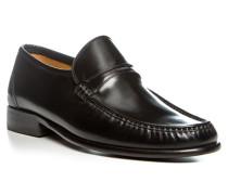 Schuhe Slipper Egmond, Kalbleder
