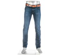 Jeans Cosy, Slim Fit, Baumwoll-Stretch