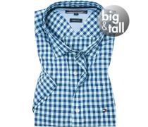 Kurzarmhemd, Big &Tall, Regular Fit, Popeline