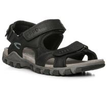 Schuhe Sandalen, Nappaleder