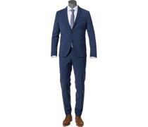 Anzug, Super Slim, Schurwolle