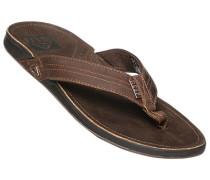 Schuhe Zehensandalen, Leder