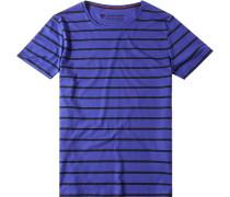T-Shirt, Baumwolle-Modal