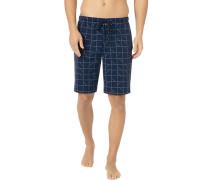 Pyjamashorts Baumwolle