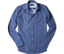 Hemd, Popeline, paisley