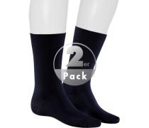 Socken Socken, Baumwolle, dunkelblau