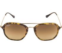 Brillen Sonnenbrille 4273, Kunststoff-Metall