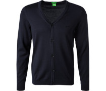 Cardigan, Regular Fit, Schurwolle
