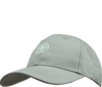 N.Z.A, Schirm-Mütze, Baumwolle, mintgrün