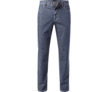 Blue-Jeans Kirk, Contemporary Fit, Baumwoll-Stretch
