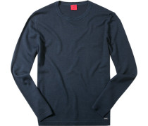 Pullover, Casual Body Fit, Schurwolle
