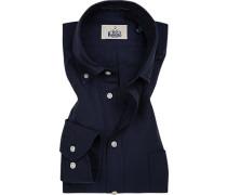 Hemd, Regular Fit, Oxford, dunkelblau