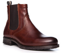 Schuhe Desert-Boots, Rindleder, rotbraun