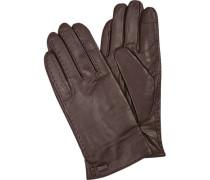 Handschuhe Herren, Leder