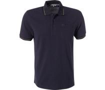 Polo-Shirt Polo, Baumwoll-Piqué funktional