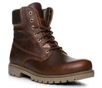 Schuhe Stiefeletten, Leder wasserdicht