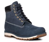 Schuhe Stiefelette, Nubukleder wasserabweisend