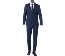 Anzug Herby-Blayr, Slim Fit, Schurwolle Super120