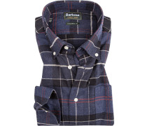 Hemd, Tailored Fit, Flanell