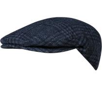 Schirmmütze Herren, Wolle