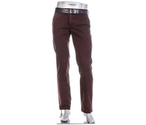 Hose Chino Lou, Regular Slim Fit, Baumwolle T400