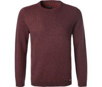 Pullover, Modern Fit, Schurwolle