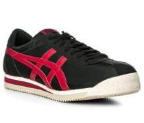 Schuhe Sneaker, Textil, -rot
