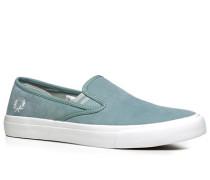 Schuhe Höschen Ons, Baumwolle, rauchblau