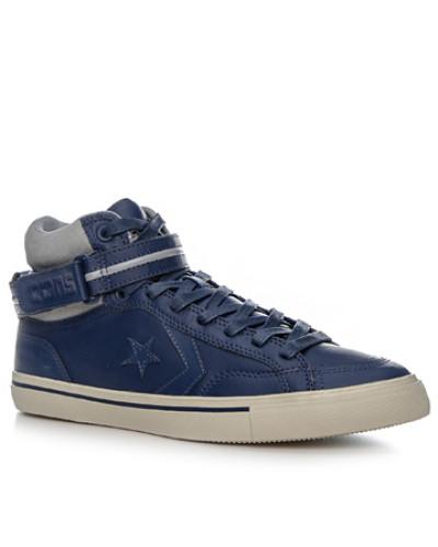 Converse Herren sportlicher Schuh, Leder
