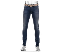 Blue-Jeans Slim, Slim Fit, Baumwoll-Stretch T400®