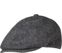 Cap, Wolle, gemustert