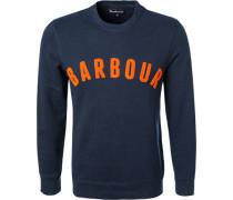 Pullover Sweater, Baumwolle, dunkelblau