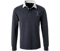 Rugby-Shirt, Classic Fit, Baumwolle