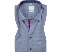 Hemd, Comfort Fit, Baumwolle