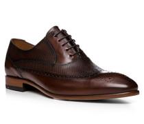 Schuhe Oxford Octavio, Kalbleder