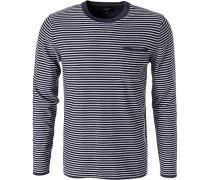 Pullover, Modern Fit, Baumwolle