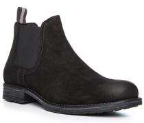 Schuhe Chelsea-Boots, Nubukleder